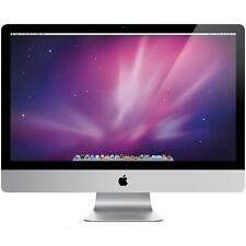 "Apple iMac A1312 2010 MC510LL/A 27"" i3 3.2GHz 8GB RAM 1TB HDD Radeon 5670 QHD"