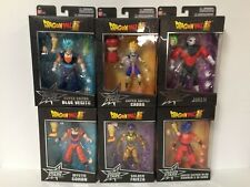 COMPLETE 6-SET Dragon Ball Stars WAVE Kale BAF Jiren Cabba Vegito Gohan Frieza