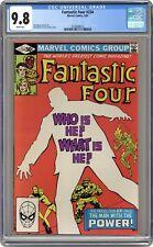Fantastic Four #234 CGC 9.8 1981 3738386013