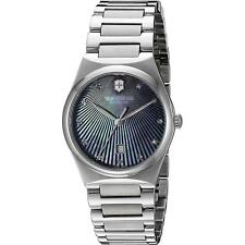 Victorinox 241536 Women's Victoria Mother Of Pearl Dial Stainless Steel Watch