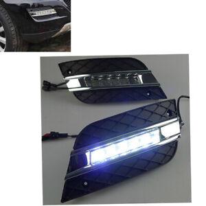 LED Daytime Running Light Fog Lamp Cover for Mercedes-Benz ML350 W164 ML280 MO
