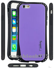 for iphone 6 and 6s shockproof case black white hot pink purple blue super cool