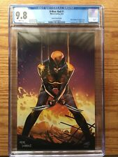 X-Men Red #1 Young Guns Larraz Virgin Variant CGC 9.8 Black Panther Appearance