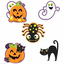 Halloween Paper Party Window Decorations