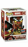 FUNKO POP! MARVEL #682 RED GOBLIN 2020 NYCC SHARED EXCLUSIVE