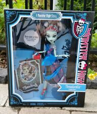 NEW 2012 Monster High Scarily Ever After THREADARELLA Frankie Stein Doll NRFB