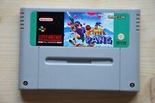 SNES - Super Pang für Super Nintendo