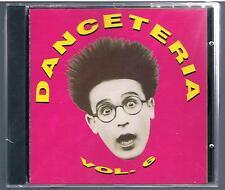 DANCETERIA 6 CD F.C.SIGILLATO!!!