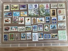 Finland stamps unchecked collection