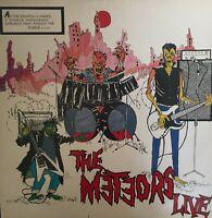 METEORS Live 1985 (Vinyl LP)