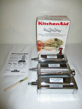 KitchenAid KPRA 3-Piece Pasta Roller & Cutter Set
