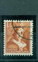 Luxemburg, Caritas, Nr. 255 gestempelt