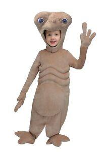 E.T. Plush Toddler Costume