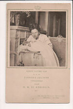 Vintage Postcard Queen Wilhemina & Juliana of the Netherlands