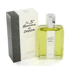 CARON Le 3 Homme de Caron 125ML EDT eau de toilette spray New Sealed~FREE POST