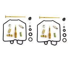 Carburetor Repair Rebuild Kit Complete Set 2 Carbs 1980-1982 Honda CX500 CX 500