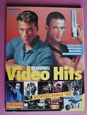 R9025 Video Hits - Ein Filmbuch von Video Plus 1. Auflage 1992