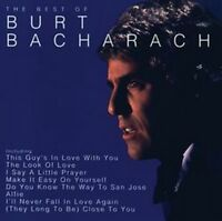 Burt Bacharach - The Best Of Burt Bacharac (NEW CD)