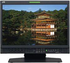 "*** BRAND NEW JVC DT-V17G1 17"" LCD 3G HD-SDI Broadcast Studio Video Monitor ***"