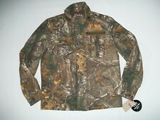 Levi's Realtree Camouflage Canvas Midweight Field Jacket Mens Sz XL RT