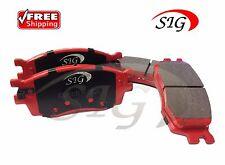 D1156 SIG Front Disc Semi Metallic Brake Pad Kit for Hyundai Accent 2006-2011