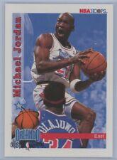 1992-93 Hoops #298 Michael Jordan All Star Chicago Bulls
