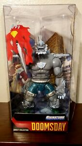 DC Signature Collection Series Doomsday Matty Collector Exclusive