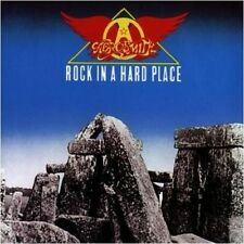 AEROSMITH - Rock In A Hard Place CD
