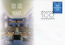 Estonia 2019 FDC Riigikogu Estonian Parliament 100 Yrs 1v Cover Politics Stamps