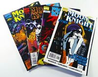 Marvel MOON KNIGHT (1998) #1-4 COMPLETE Doug MOENCH VF to VF/NM Ships FREE!