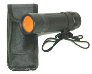 Sniper Monocular Target Spotting Nature Viewer Ruby Lenses 8x21 with Case+Cloth