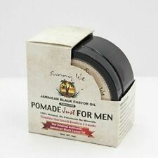 Sunny Isle Jamaican Black Castor Hair Oil 4Oz Pomade Just for Men