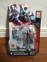 Transformers Power of the Primes PP-37 Megatronas Figure Japan Toy Hobby
