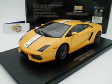 AUTOart 74632 - Lamborghini Gallardo LP550-2 Valentino Balboni 2009 gelb 1:18