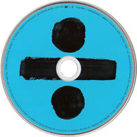 Ed Sheeran Divide Deluxe Edition 2017 Latest CD - DISC ONLY - Perfect Condition