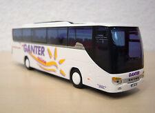 "AWM - Reisebus Setra S 415 GT-HD ""Ganter Reisen / Grabenstetten"" Nr. 57985 -1:87"