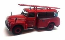 Truck Firefighters CITROEN 46 CD Drouville Fire Diecast model car Ixo Salvat