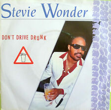 "7"" 1984 NL-PRESS OST ! STEVIE WONDER Don´t Drive Drunk"