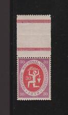 Dt.Reich 110 b Nationalverslg. mit Steg oben, postfrisch BPP-geprüft