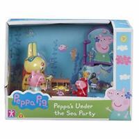 Peppa Pig Under The SEA Party Mermaid Set
