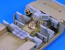 Legend 1/35 HMMWV Humvee Interior Detail Set (for Tamiya) [Resin Update] LF1193