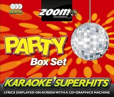 Cdg - Zoom Karaoke Party Superhits 3 disc set