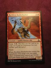 Reckless Bushwhacker OGW Oath of the Gatewatch    VO -  MTG Magic (NM)