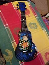 First Act Discovery Mini Guitar Ukulele FG3176 Star Royal Blue
