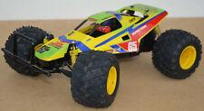 TAMIYA GRASSHOPPER 2  2WD BUGGY  RC CAR  FERNGESTEUERTES AUTO VINTAGE