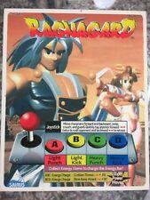 Ragnagard Neo Geo Arcade Marquee