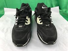 Nike Air Max Wright Sneakers Multi Black White Athletic Hipster Sz 11 Leather