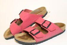 Birkenstock Womens Size 8 39 Arizona Slide Sandals Flat Germany Made Shoes