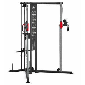 Adidas 10360 Sports Rig Strength Trainer Home Gym Exercise Equipment Machine