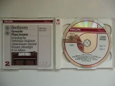 Brendel plays Beethoven Favourite Piano Sonatas Philhips 438 730 CD